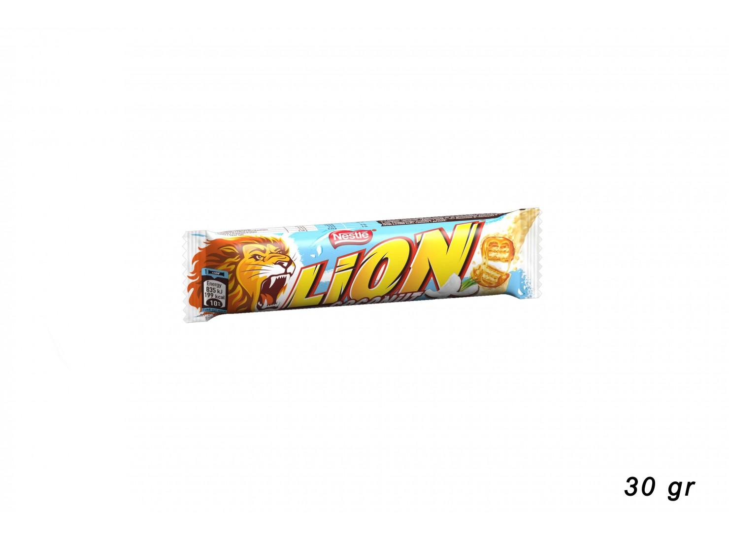 NESTLE LION COCONUT 30 GR