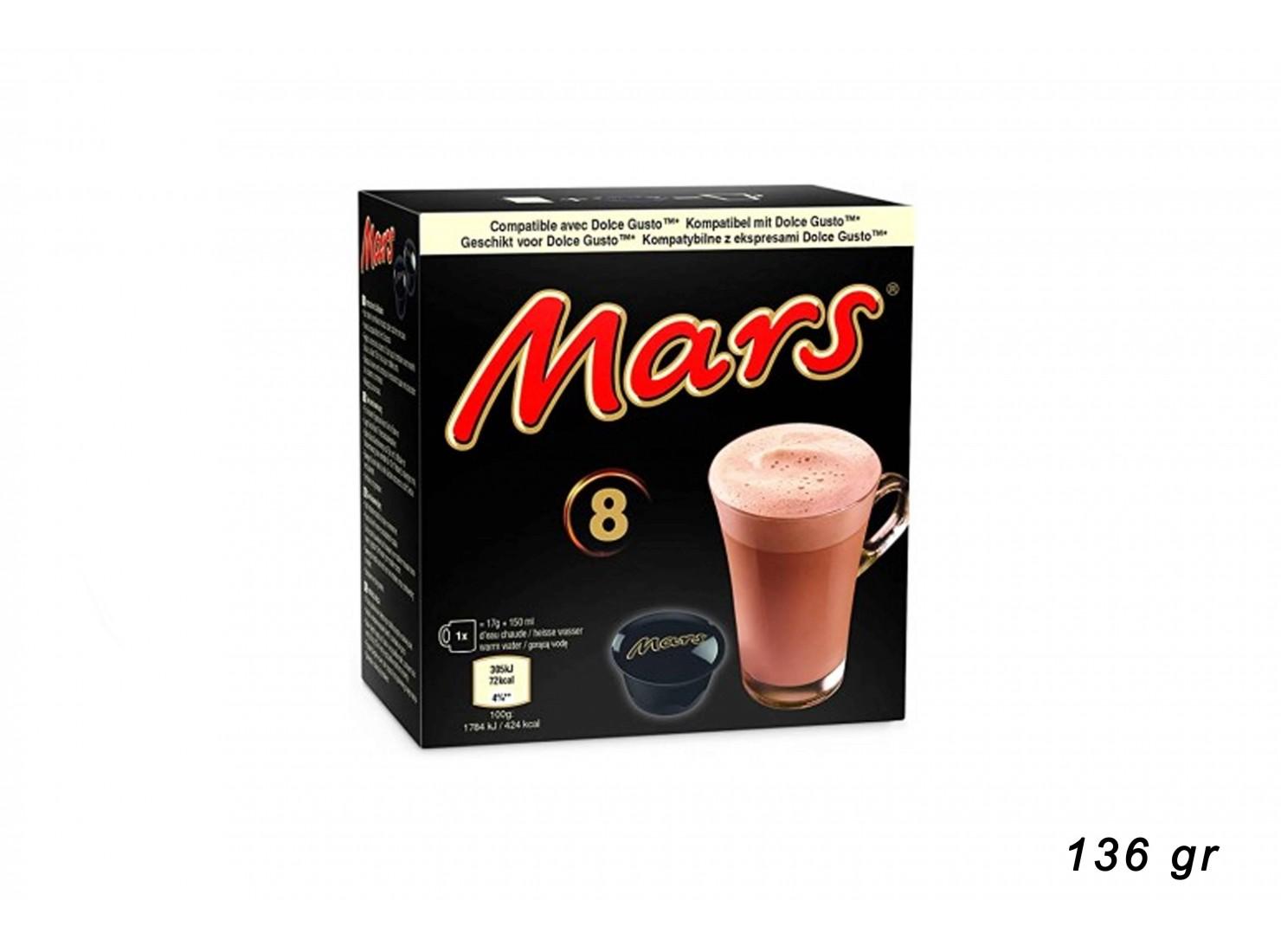 MARS  CIALDE 136 GR