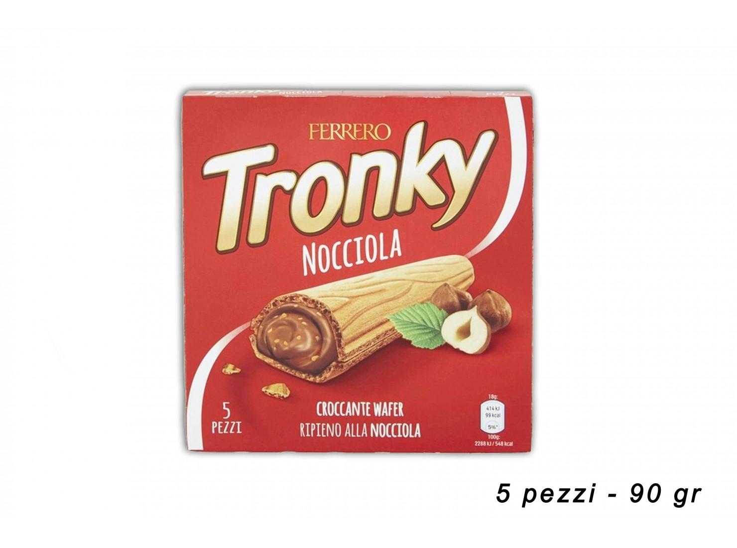 FERRERO TRONKY NOCCIOLA 5...