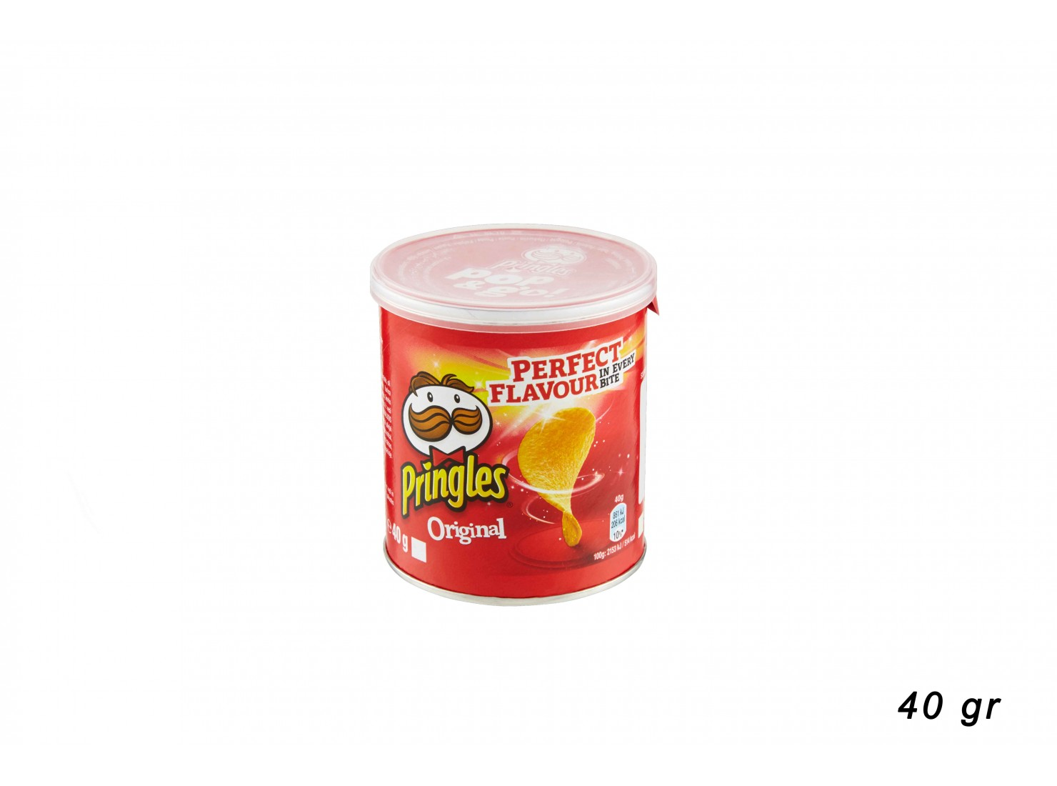 PRINGLES ORIGINALS 40 GR