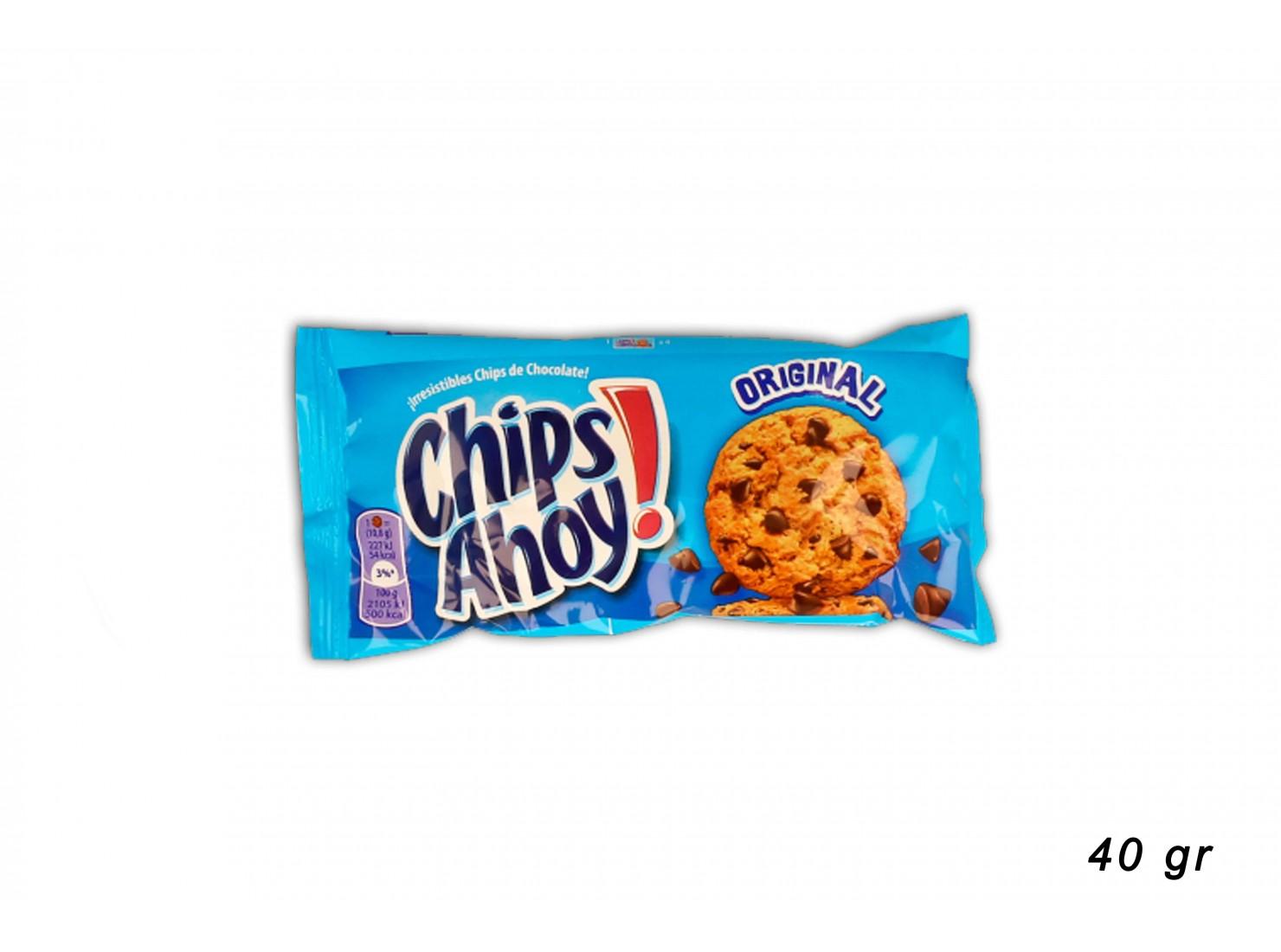 CHIPS AHOY MINI 40 GR