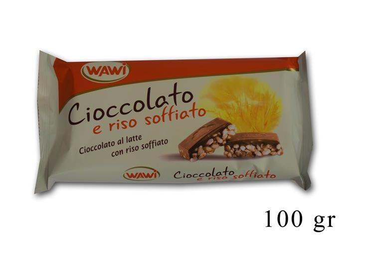 WAFER TAV. CIOCC/RISO SOF. 100GR 0000389@