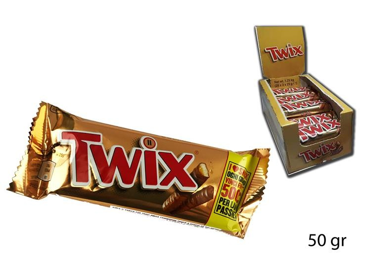TWIX SINGOLO 50GR 13831