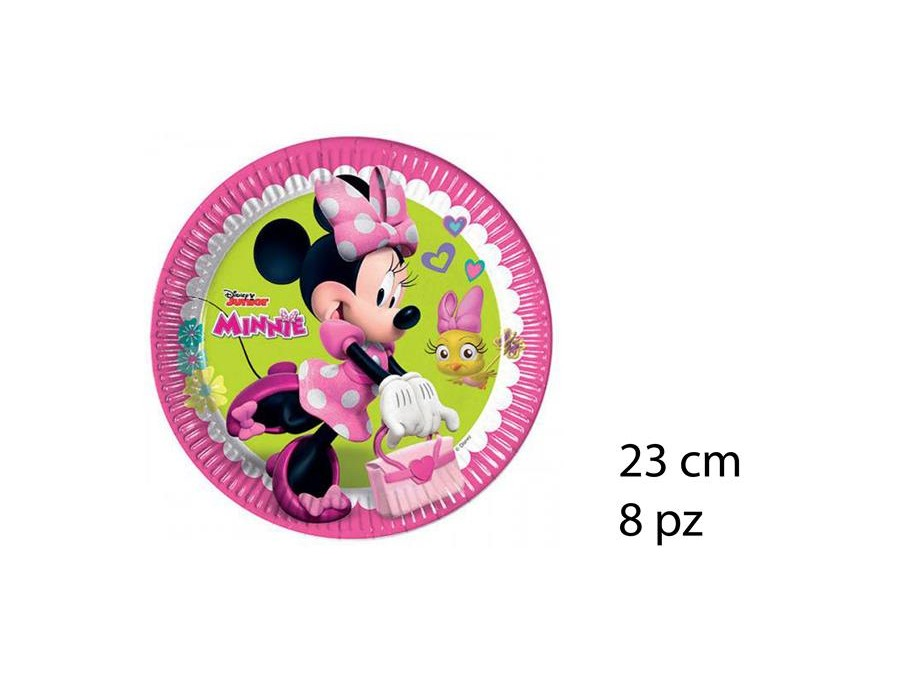Piatti Minnie 23cm