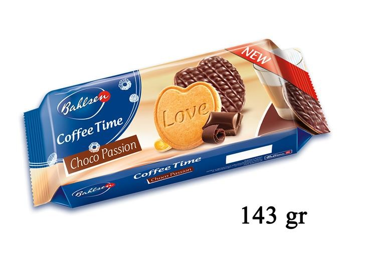 CHOCO PASSION COFEE TIME 143GR 52130