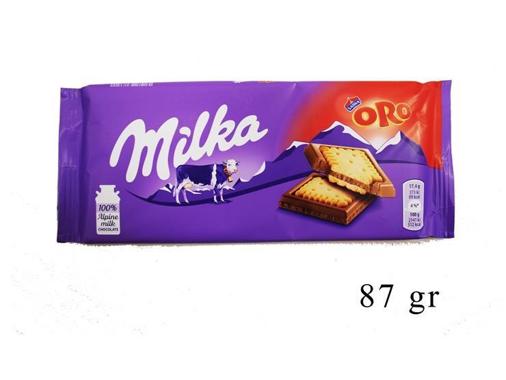 MILKA ORO 87GR