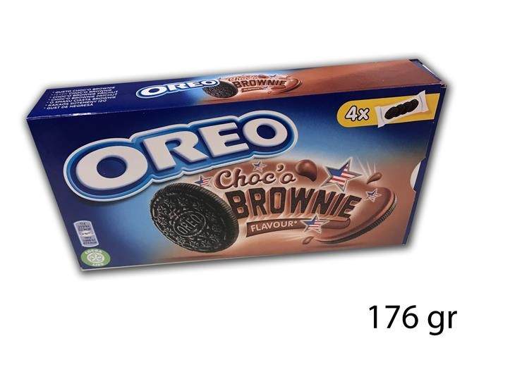 OREO BROWIE 176GR 4246250@