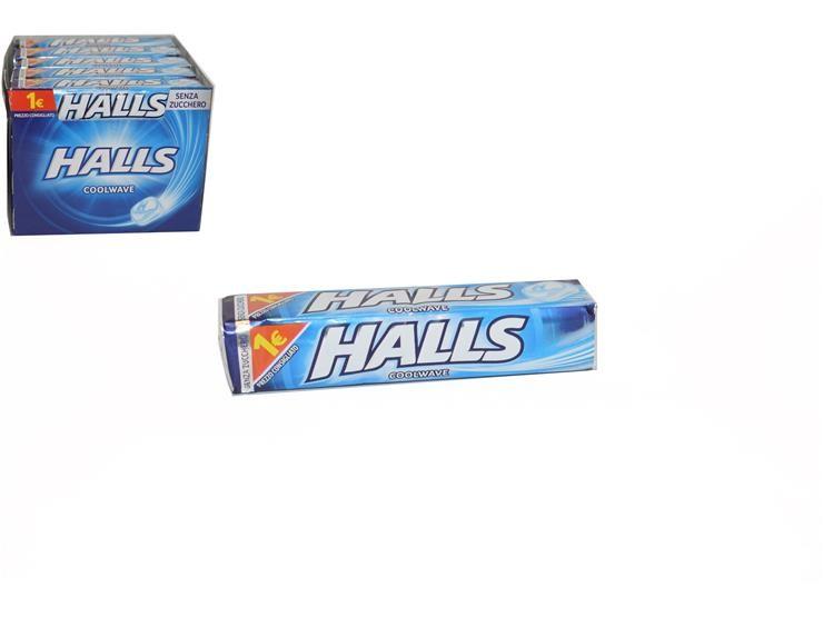 HALLS ORINAL COOLWAVE677389