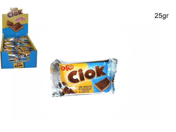 ORO CIOK LATTE 25GR 4005929
