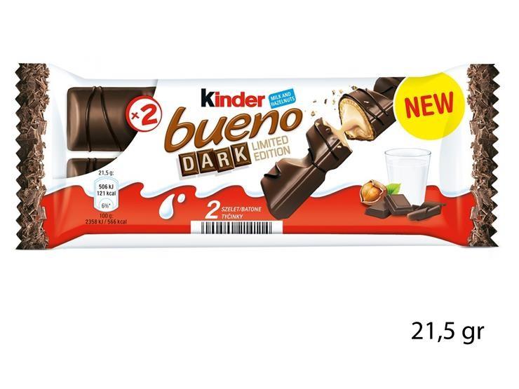 KINDER BUENO DARK 21.5GR 14047
