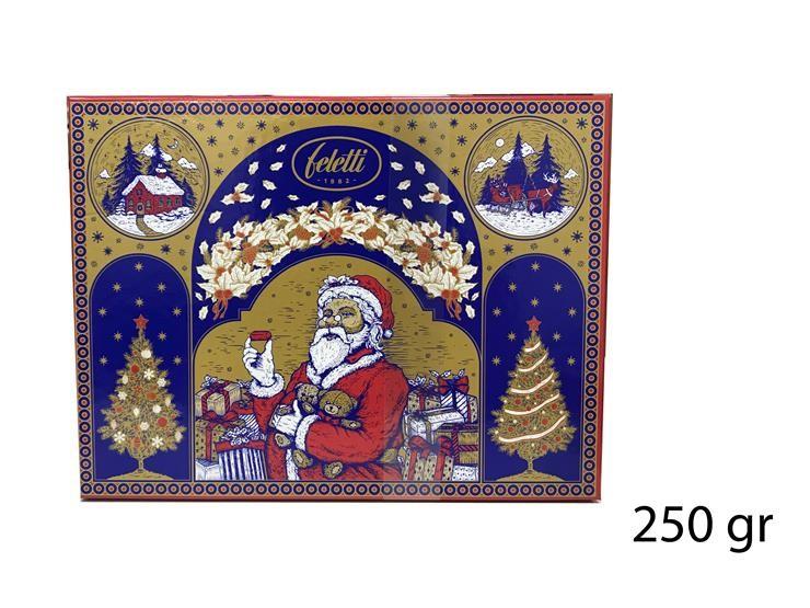 SCATOLA CHRISTMAS SORY 250GR FEL464382@