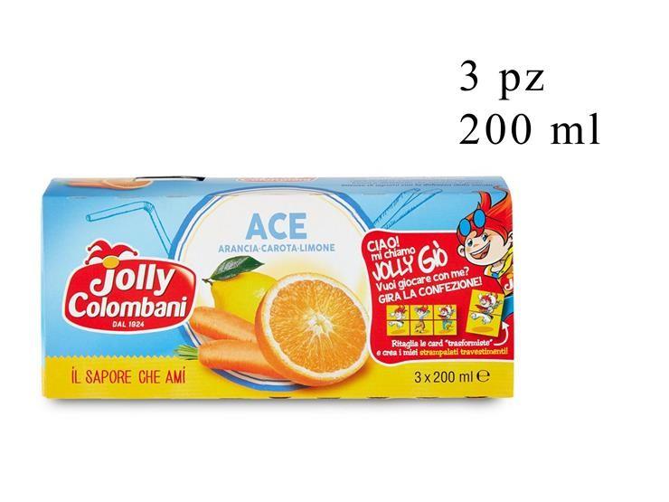 NETTARE ACE JOLLY 3PZ 200ML 027711