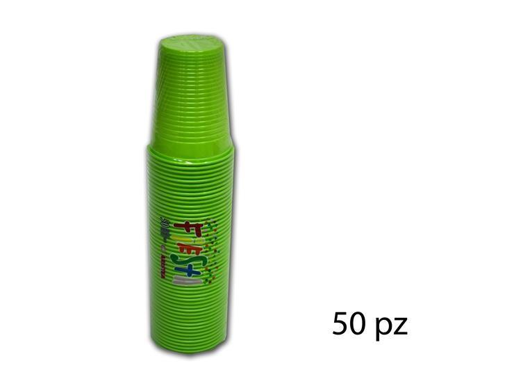 BICCHIERI FIESTA V.MELA 200CC 50PZ 218359
