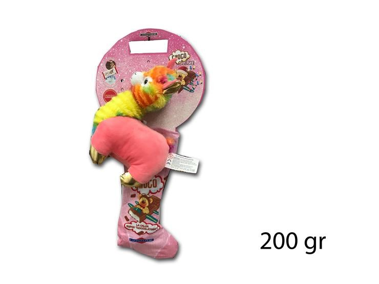 CALZA CHOCOTOY LAMA 200GR X6227@