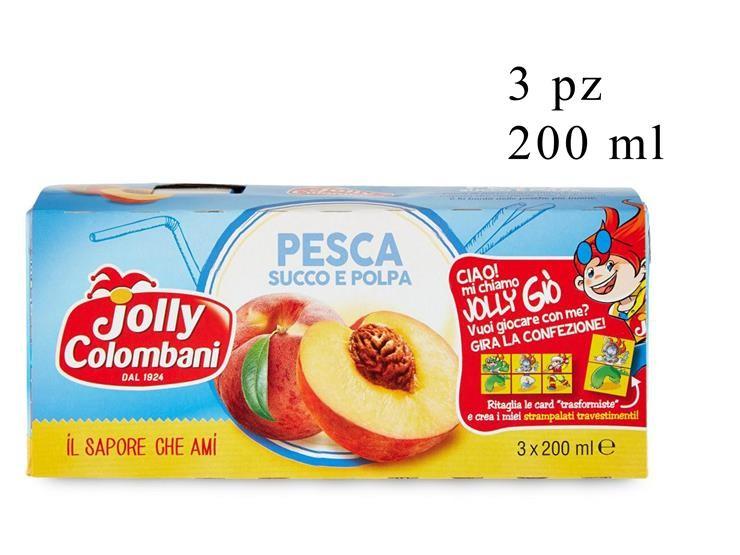NETTARE PESCA JOLLY 3PZ 200ML 018180