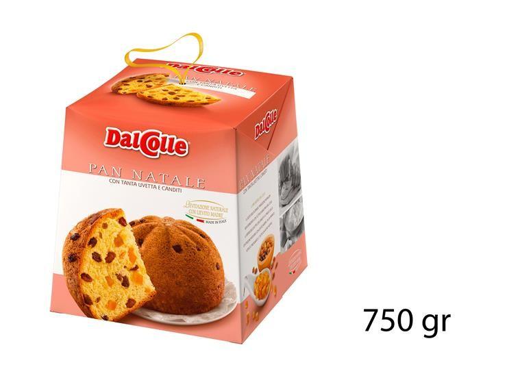 PAN NATALE 750GR 51121003