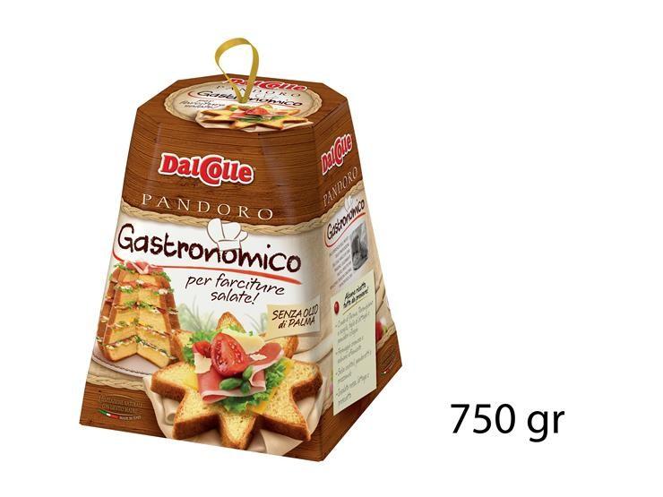 PANDORO GASTRONOMICO 750GR 51123001