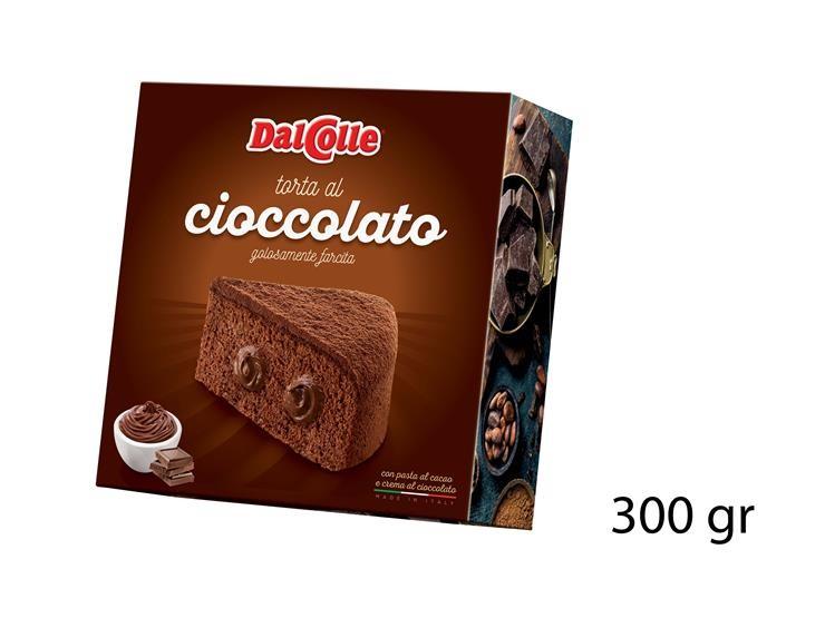 TORTA AL CIOCCOLATO 300GR 51140181@