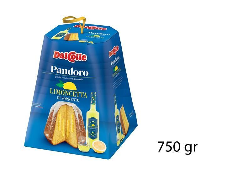 PANDORO LIMONCETTA DI SORRENTO 750GR 51120293