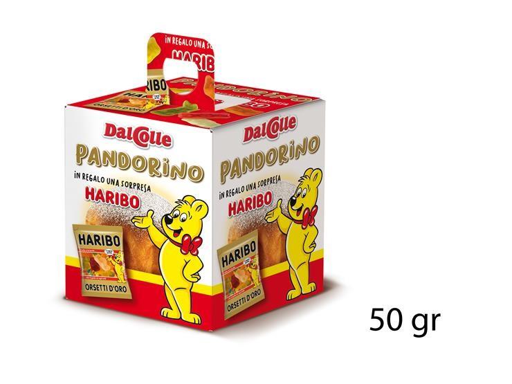 PANDORINO HARIBO 50GR 51170360
