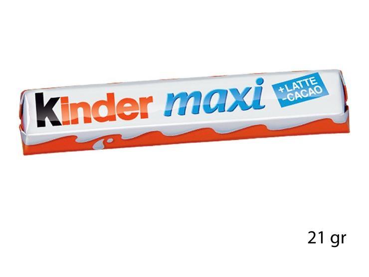 KINDER MAXI 21GR 14088