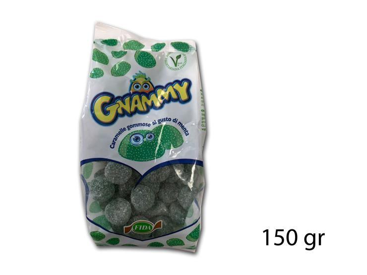 GNAMMY GUSTO MENTA 150 GR