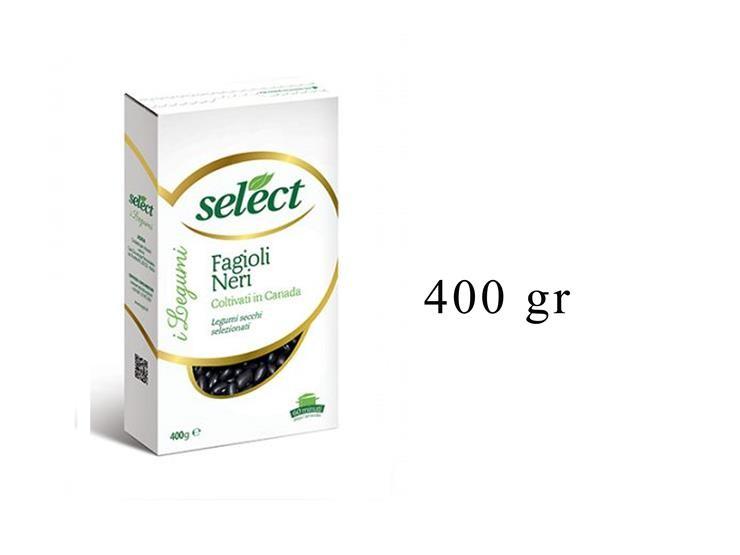 FAGIOLI NERI ASTUCCIO 400GR 01NM0A0409