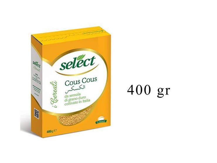 COUS COUS ASTUCCIO 400GR 17CC0A0412