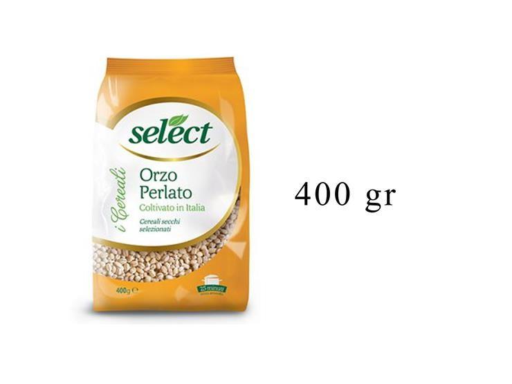 ORZO PERLATO CELL. 400GR 11OP0C0414
