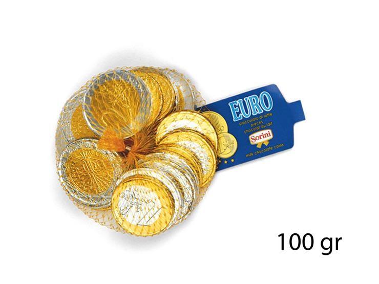 RETINA 100GR EURO MONETE 160650