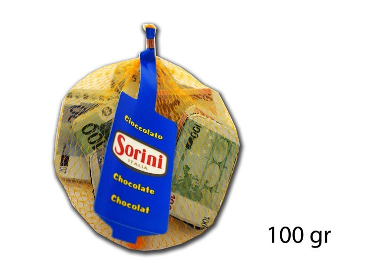 RETINA 100GR BANCONOTE EURO 160670