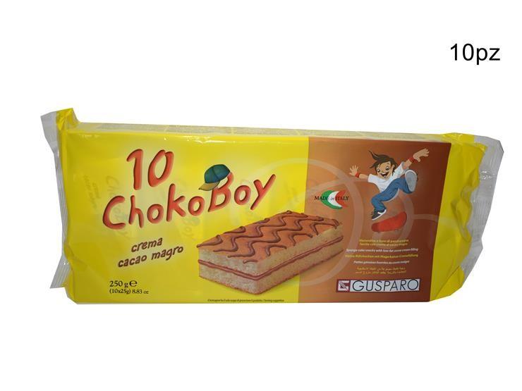 CHOKO BOY CACAO 10PZ C61CAGU@