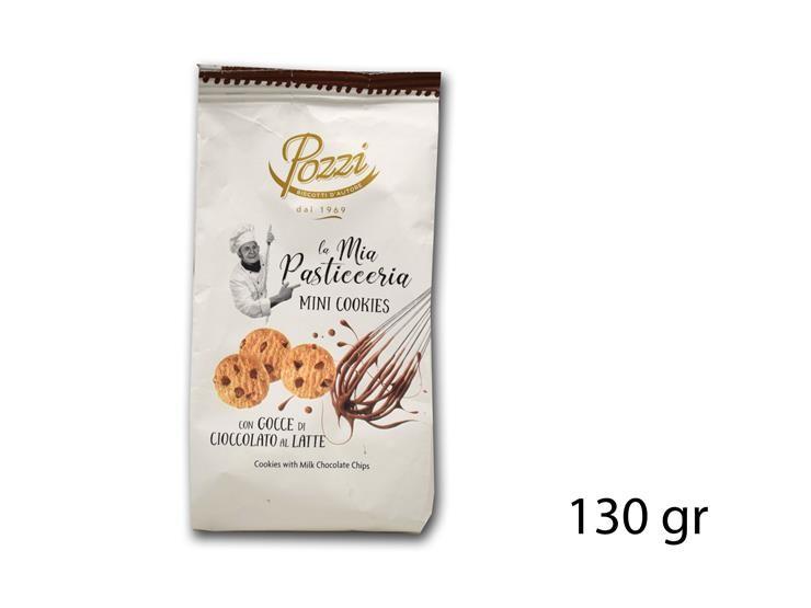 I RIPIENI MINI COOKIES CIOCCO LATTE 130GR