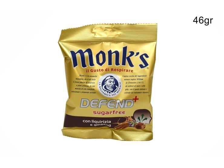 CARAMELLE MONK'S DEFEND+ AL...