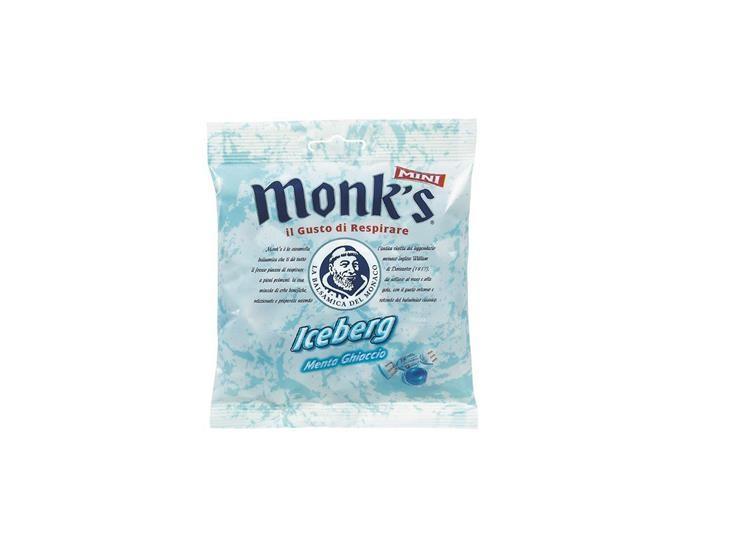 CARAMELLE MONK'S ICEBERG...