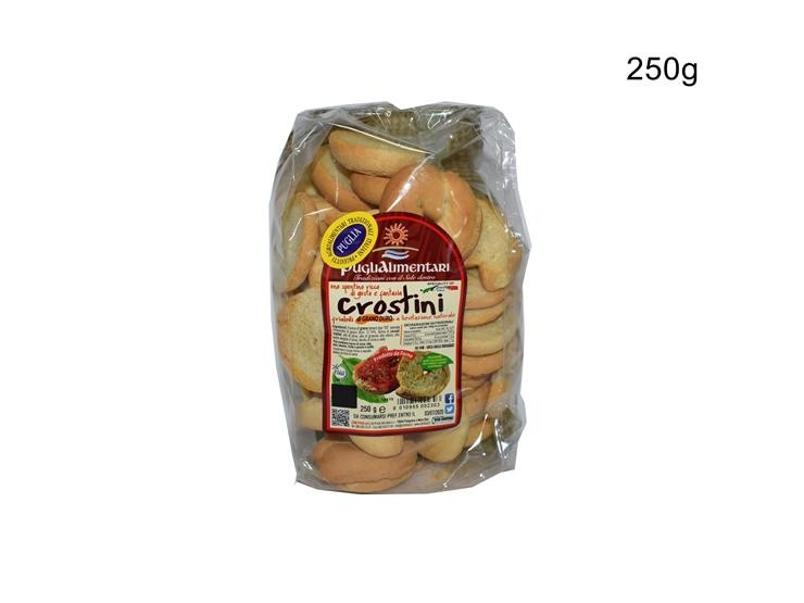 CROSTINI DI GRANO 250G CRGRA250