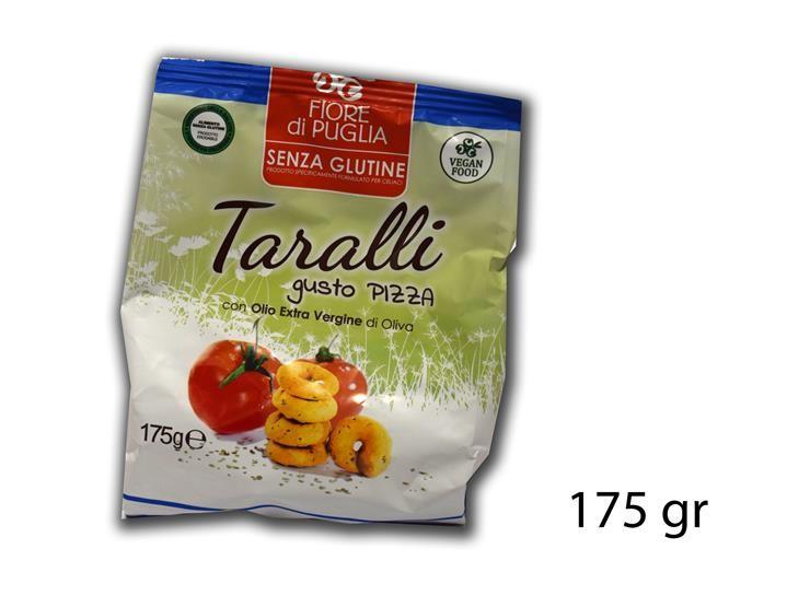 FIORE SENZA GLUTINE PIZZA 175GR