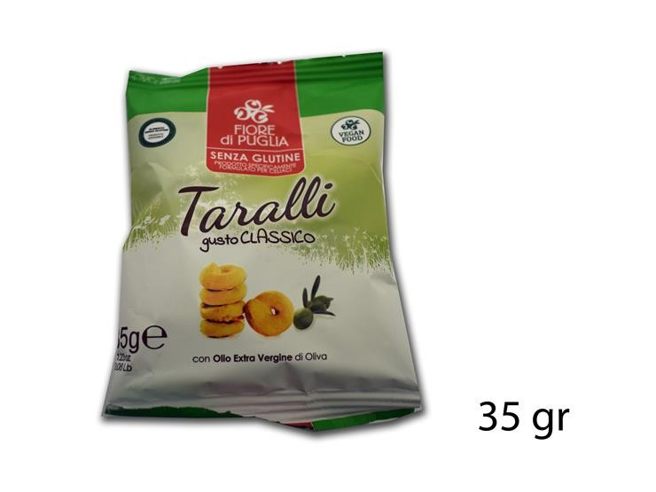 TARALLI SENZA GLUTINE 35GR