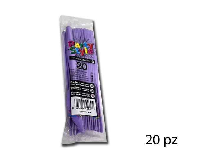 COLTELLI EASY LILLA 20PZ 8991-32PS