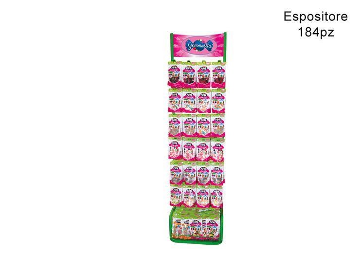 ESPOSITORE E COMPLETO 184PEZZI 160GR