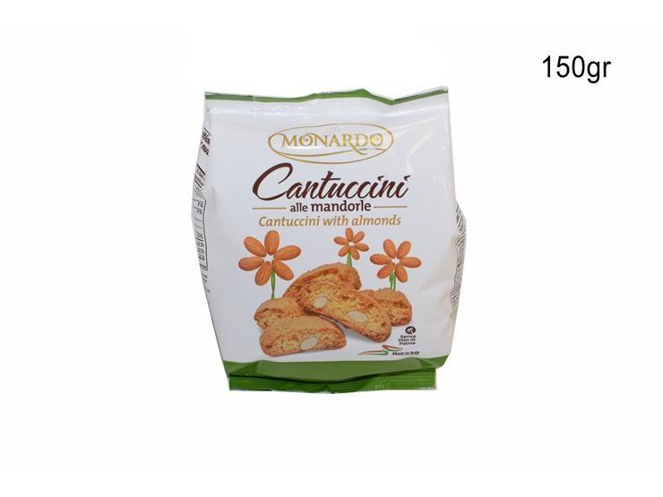 CANTUCCI ALLE MANDORLE 150 GR