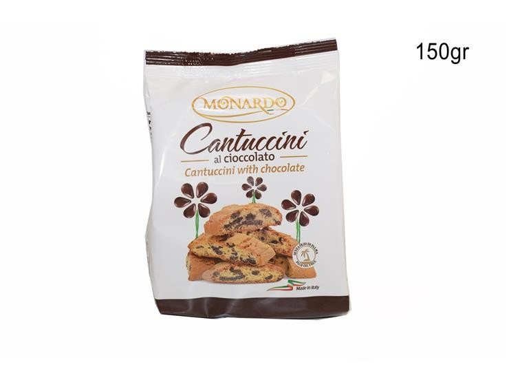 CANTUCCI AL CIOCCOLATO 150 GR