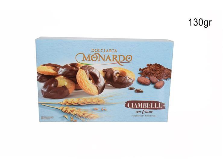 CIAMBELLE CON CACAO 130 GRCICASC013