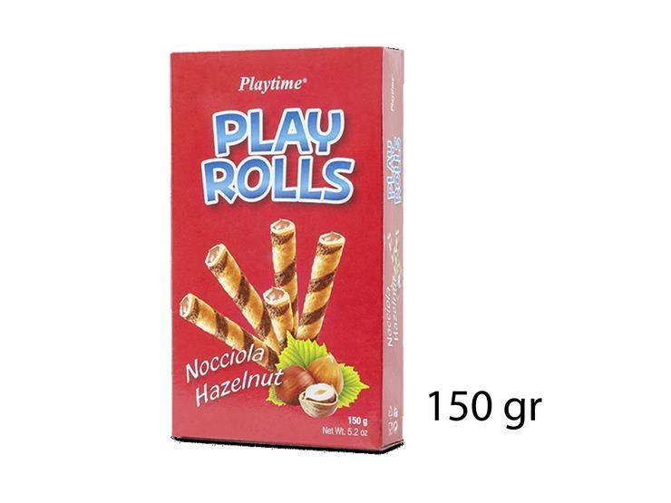 PLAYROLL NOCCIOLA 150GR