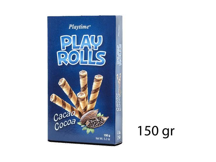 PLAYROLL CACAO 150GR