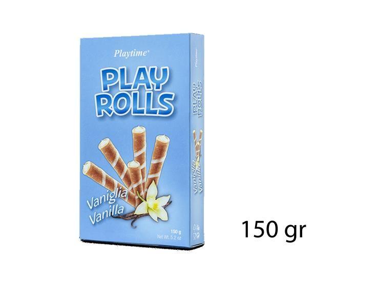 PLAYROLL VANIGLIA 150GR