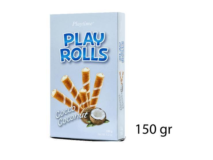 PLAYROLL COCCO 150GR