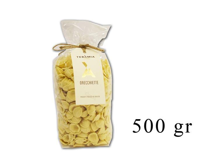 ORECCHIETTE 500GR PAS001