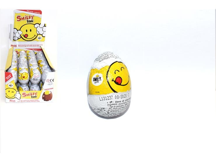 OVETTO SMILEY DISPLAY 48 PZ 20 GR