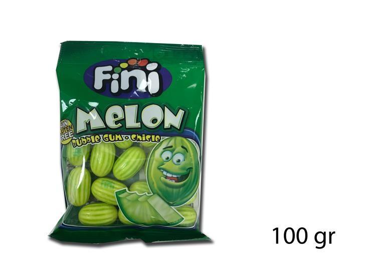 CHICLE MELON 100GR